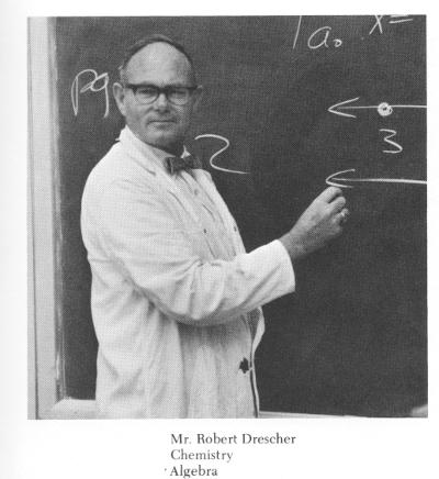 Robert Drescher - 1970 SUHI