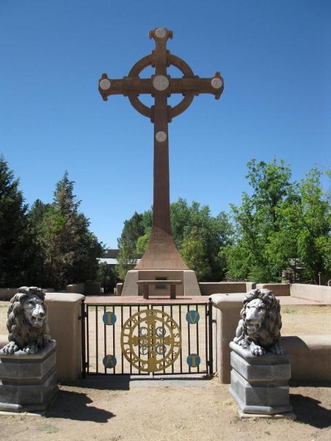 Holy Trinity Monastery in St. David, Arizona