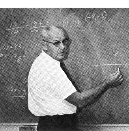 Robert Donscheski -- Math/Pre-calculus