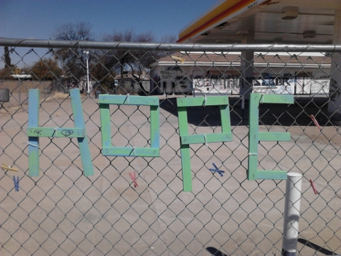 Hope in Tucson, Az